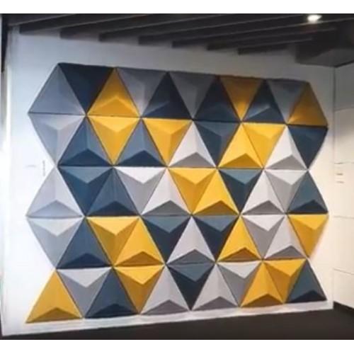Autex Quietspace 3D Wall Tile S-5.46