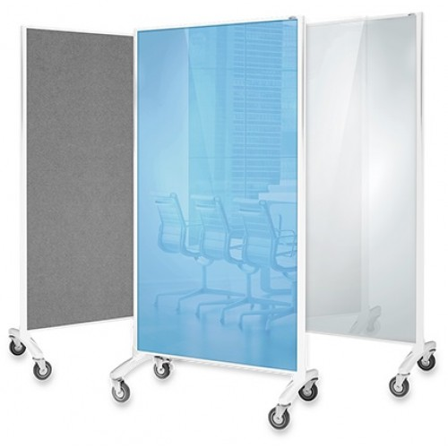Communicate Glassboard Room Dividers