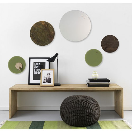 Naga Magnetic Circle Glassboards