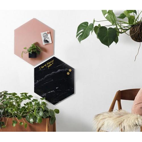 Naga Magnetic Hexagon Glassboards