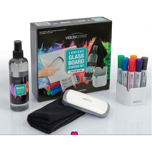 Lumiere Glass Board Starter Kit