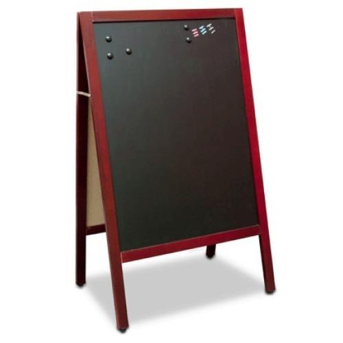 Blackboard Timber A Frame