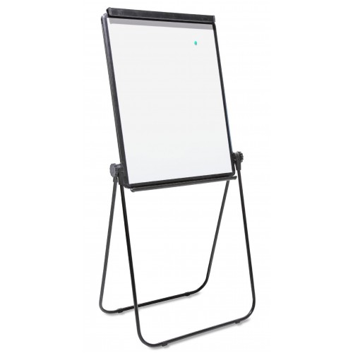Flipchart Whiteboard with Folding Stand