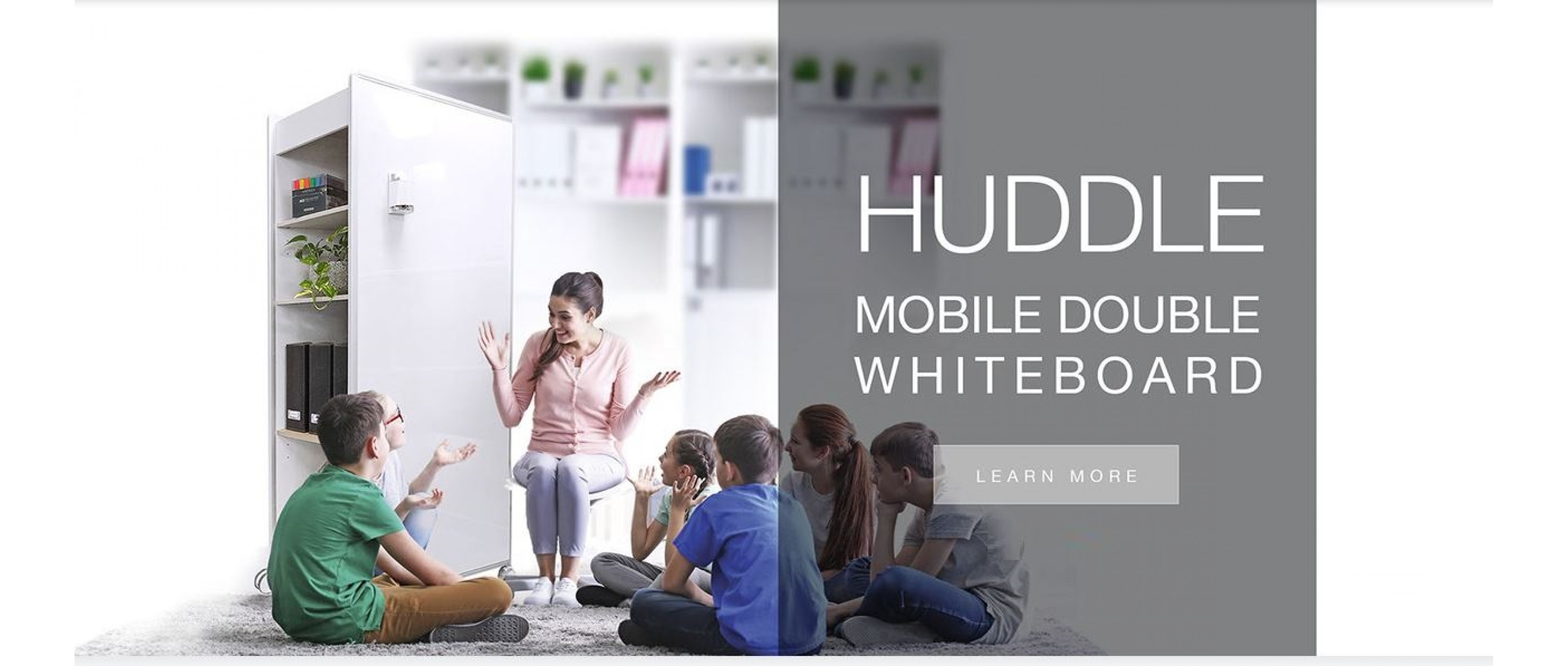 Huddle Mobile Whiteboard