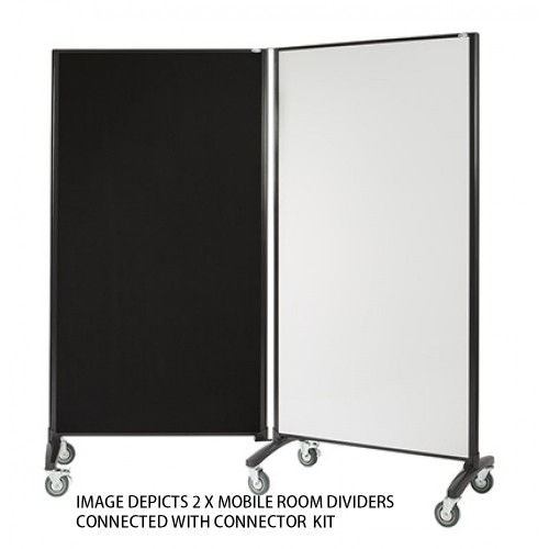 Whiteboard | Pinboard Room Divider Mobile