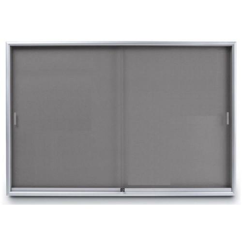 Sliding Glass Door  Display Case - Autex