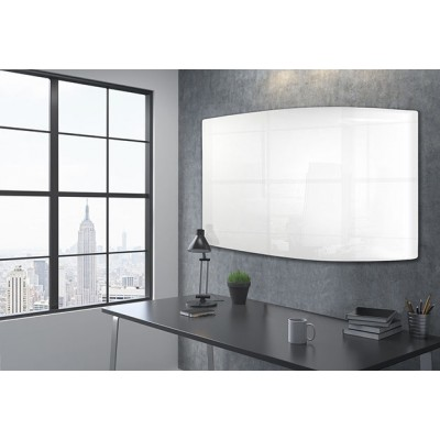 Lumiere ARC Magnetic Glassboard