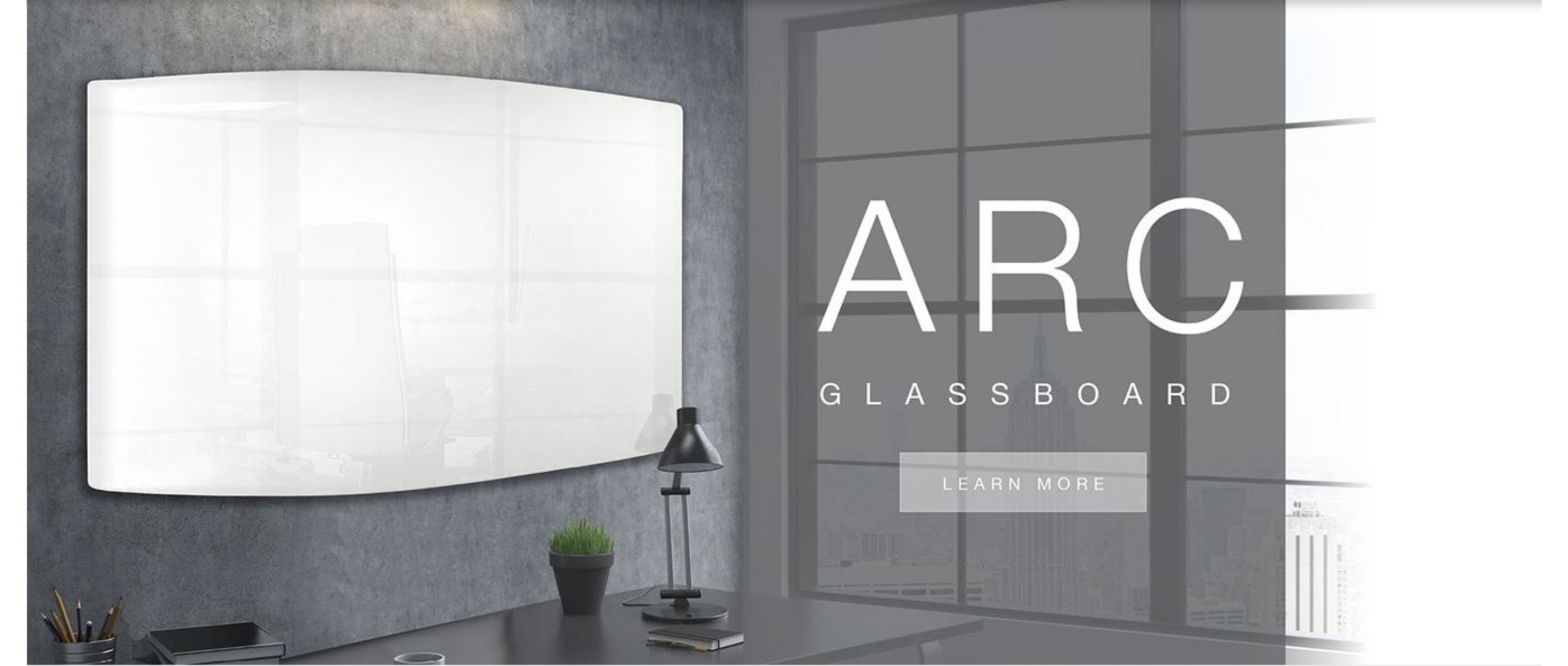 Lumiere ARC Glassboards